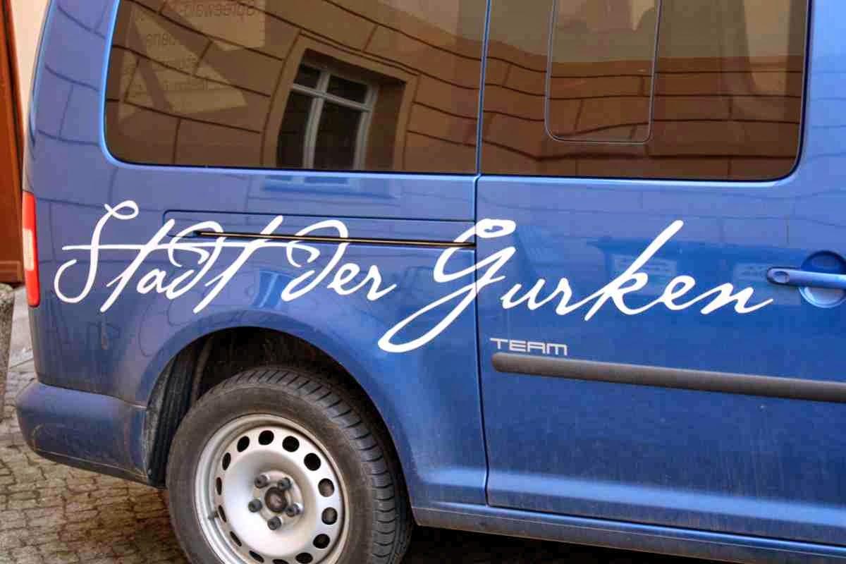 Lübbenau ist die Stadt der Gurken © Copyright Monika Fuchs, TravelWorldOnline