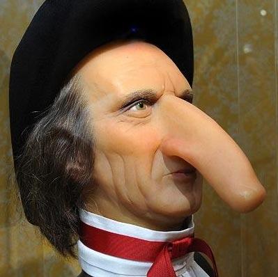 Hidung Besar Baru Ada Umphh!!