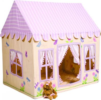 Ni o en casa hermosas casas de juego para ni os - Casas de tela para ninos ...