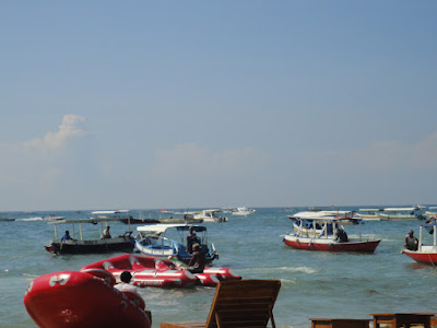 Tanjong Benoa Water Activity in Bali