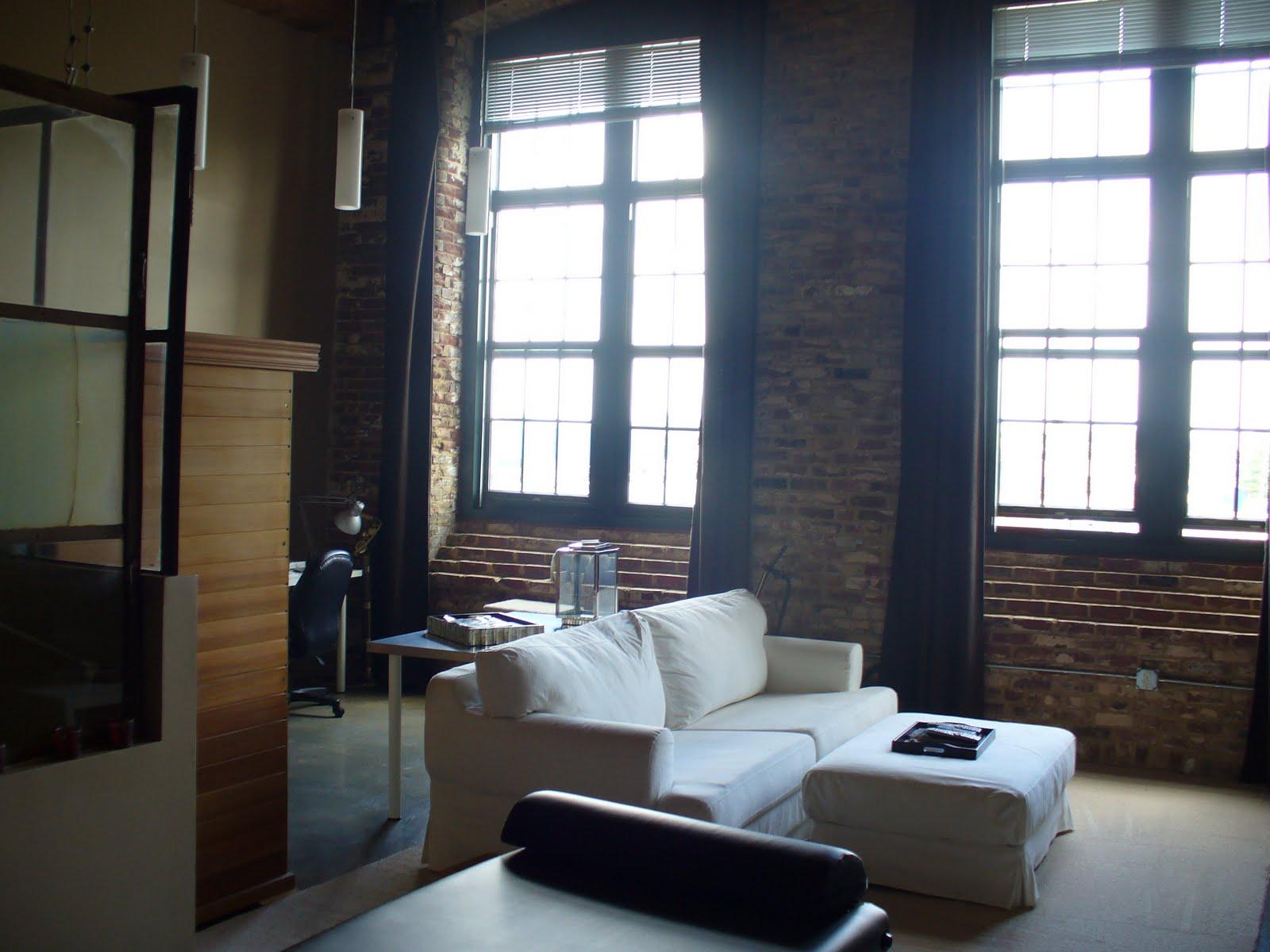 Atlanta real estate leased atlanta historic loft for for 1 bedroom loft
