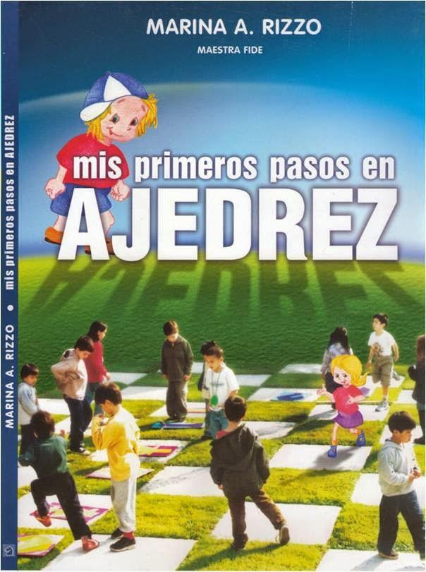 Libro Mis Primeros Pasos en Ajedrez