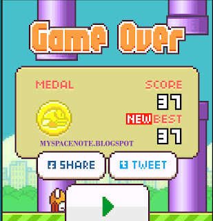 tips bermain flappy birds