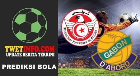 Prediksi Tunisia vs Gabon