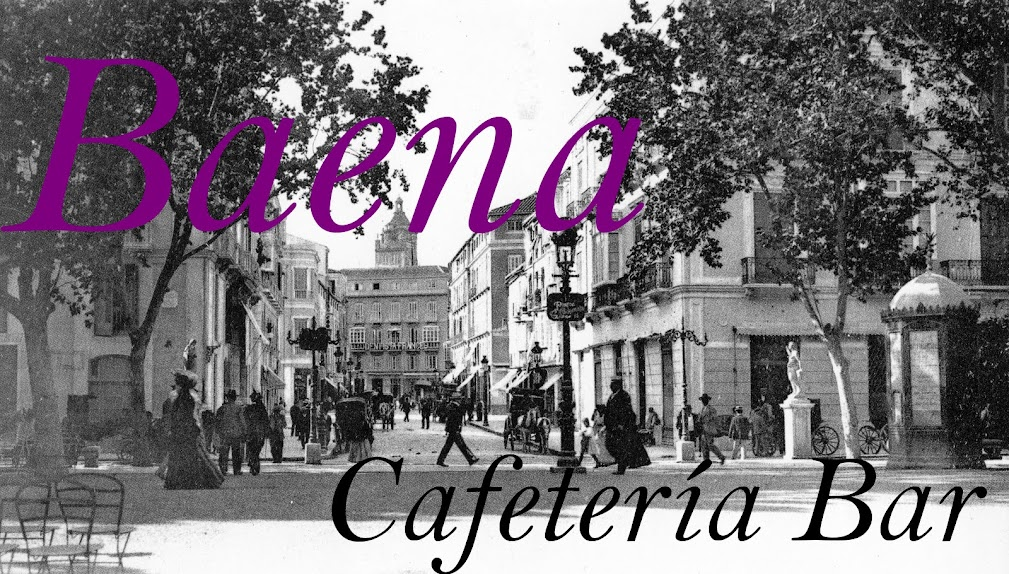 Cafetería Bar Baena