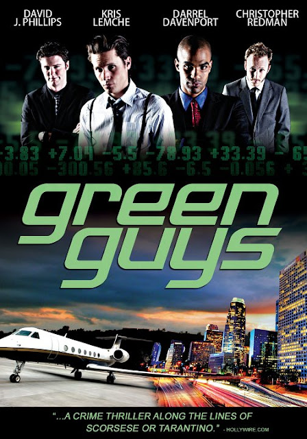 Green Guys movie poster