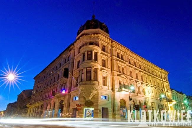 Kamienica Scheiblerowska w Łodzi