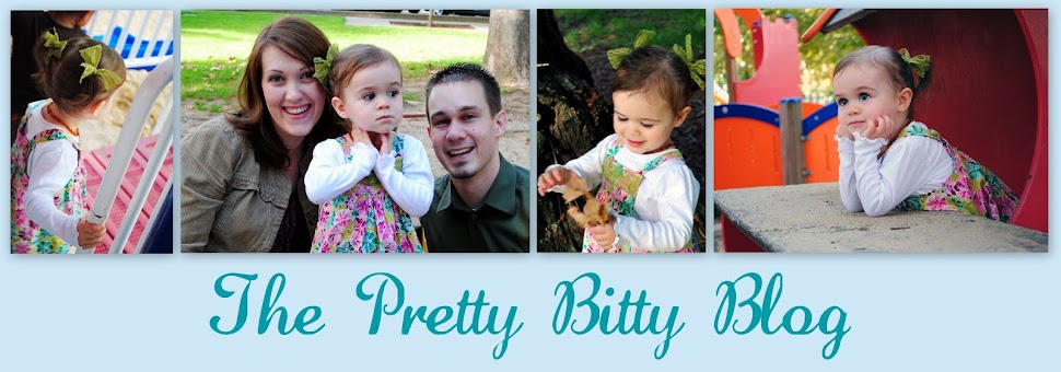 The Pretty Bitty Blog