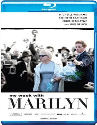 Sete Dias com Marilyn Legendado 2012