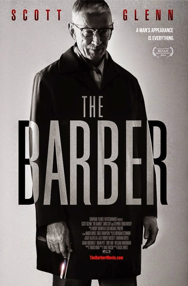 The Barber – Legendado (2014)