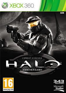 Halo: Combat Evolved Anniversary Teemgames