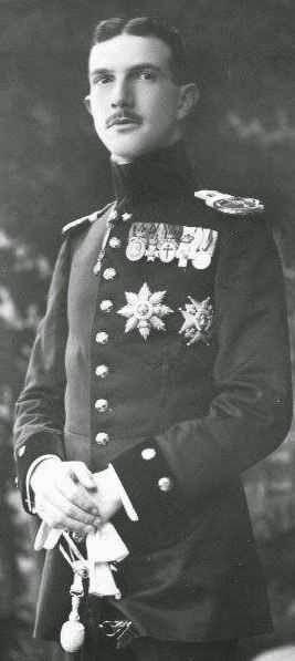 Prince Adalbert de Bavière 1886-1970