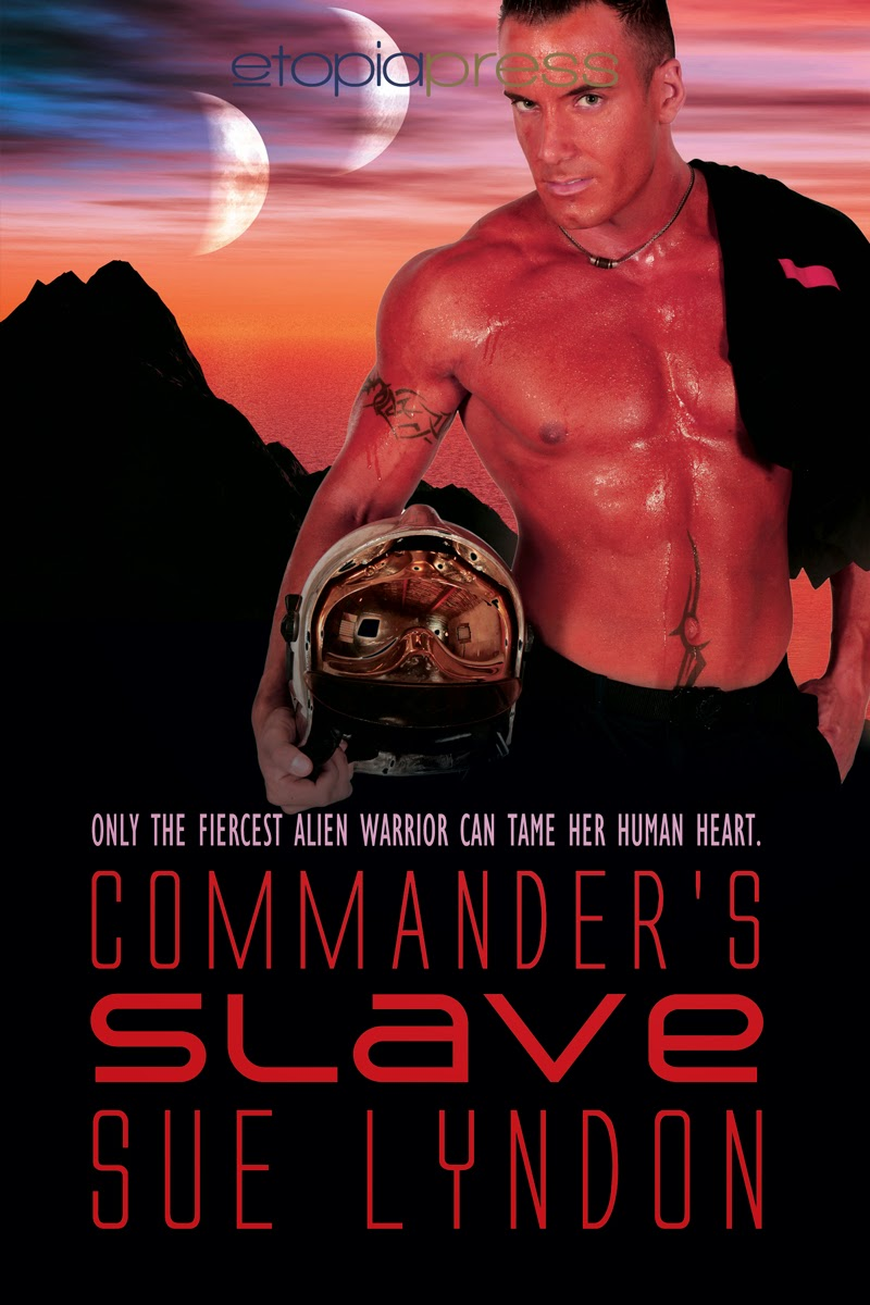 http://www.amazon.com/Commanders-Slave-Alien-Warriors-Lyndon-ebook/dp/B00JRG2RF4/ref=la_B006A8J6KG_1_1?s=books&ie=UTF8&qid=1397784317&sr=1-1