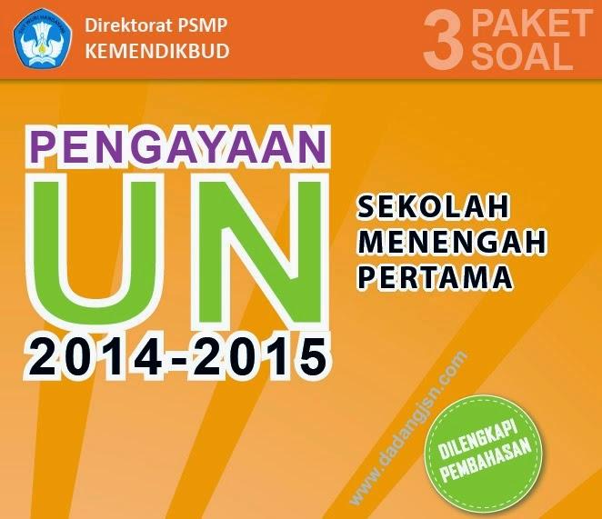 Latihan Soal Dan Pembahasan Ujian Nasional Unas Smp Tahun 2015 Bahasa Indonesia Bahasa