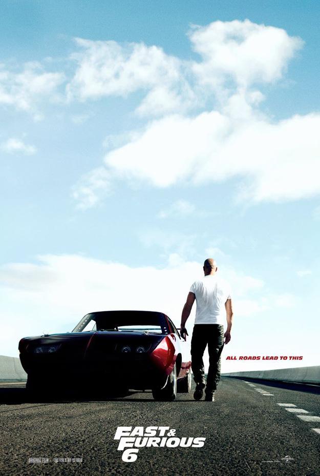 Rapido y Furioso 6 (2013) Online Latino