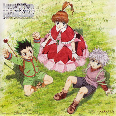 Hunter X Hunter (OVA series 1):