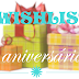 Wishlist: Aniversário