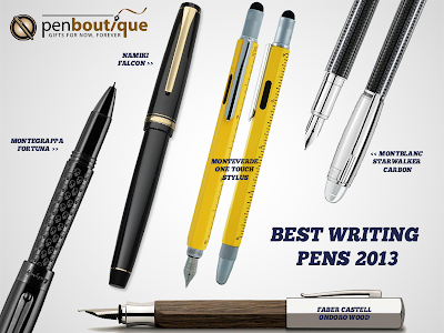 Best Writing Pens 2013