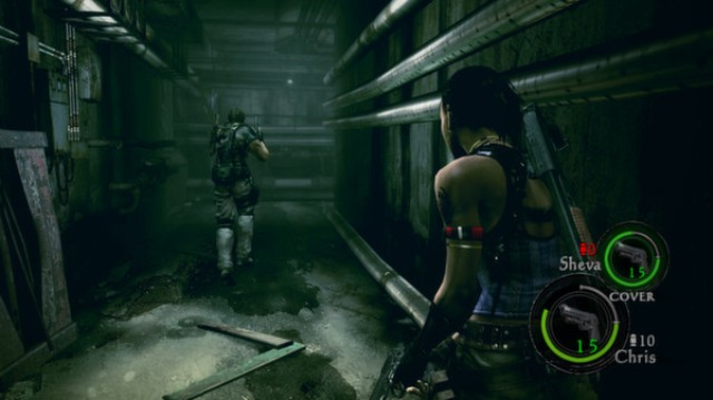 Resident Evil 5 PC Games Screenshots