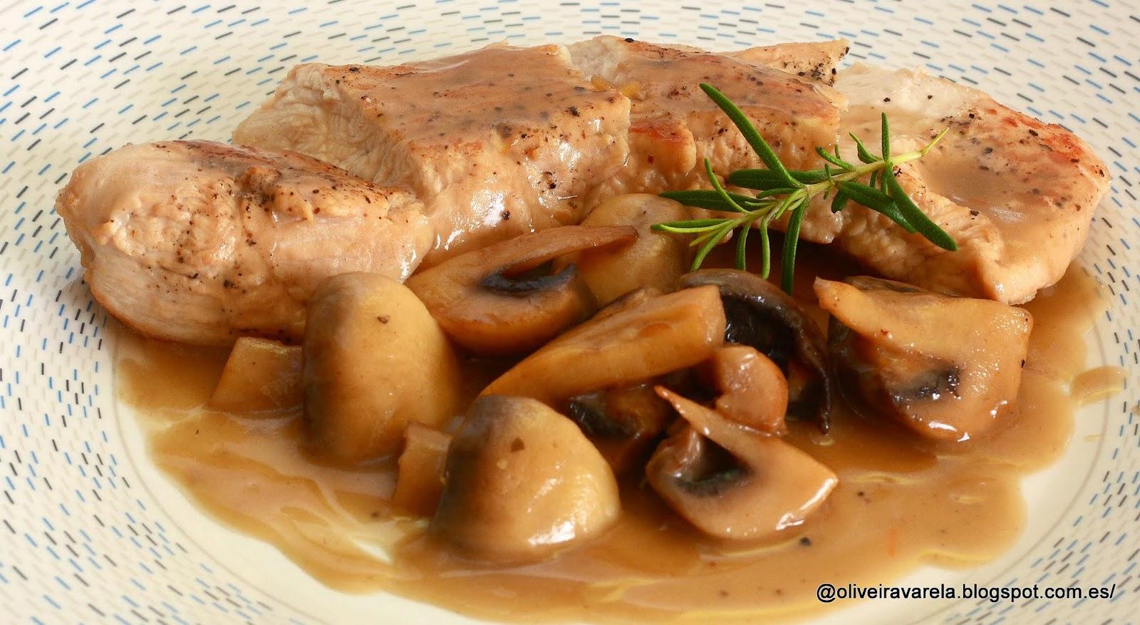Pechuga de pavo - 629 recetas caseras - Cookpad