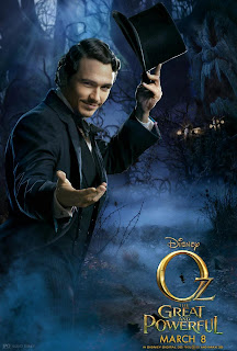 Óz, a hatalmas - Oz The Great and Powerful online
