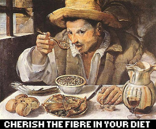Cherish the fibre in your diet