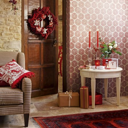 Modern Country Style Christmas Cottage Tour
