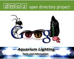 Google Search, DMOZ, Aquarium Lighting