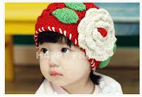 Topi Bayi Imut Dan Menggemaskan