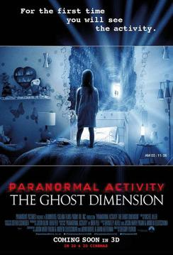 Paranormal Activity: Dimension Fantasma