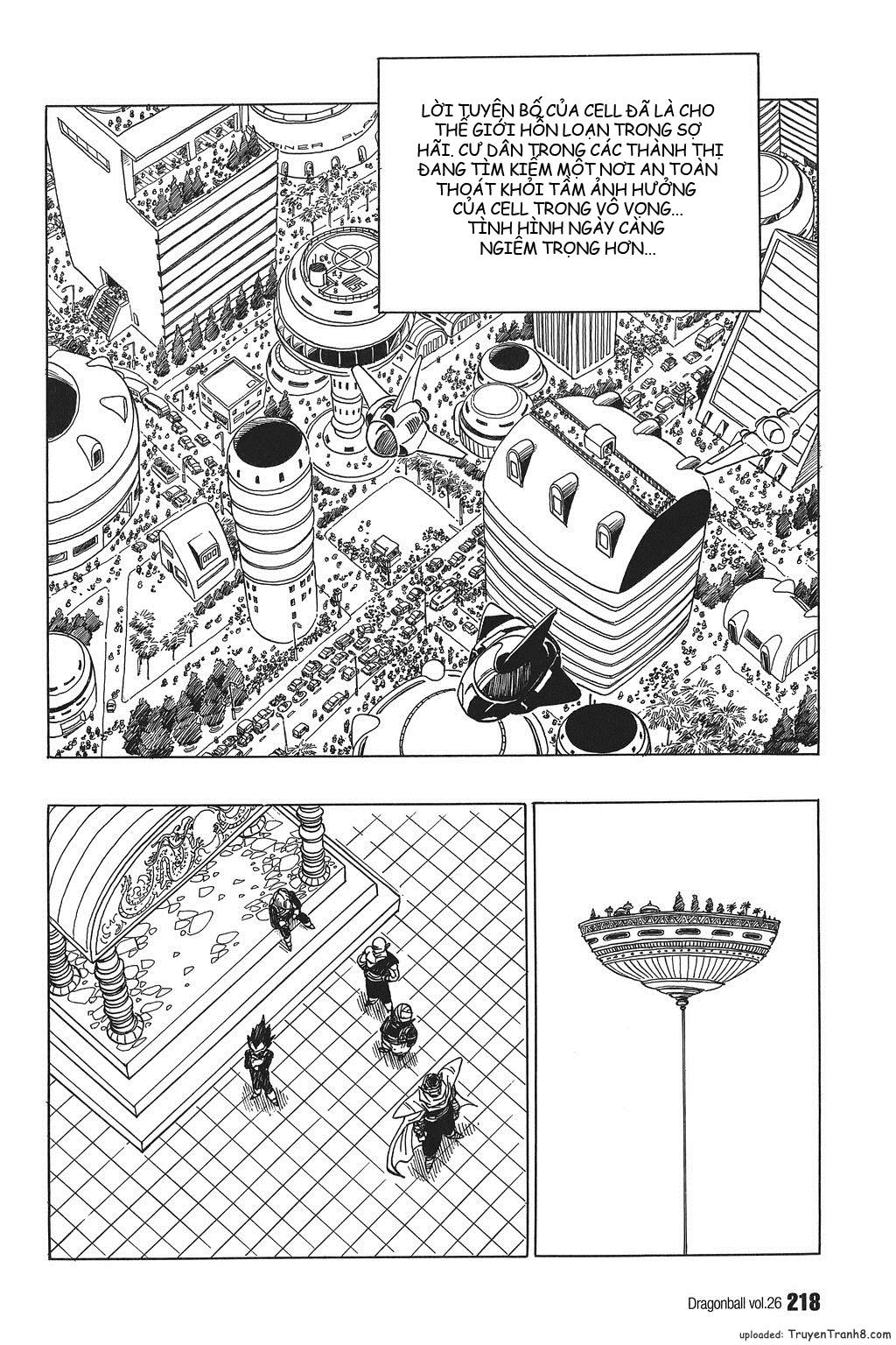 xem truyen moi - Dragon Ball Bản Vip - Bản Đẹp Nguyên Gốc Chap 390