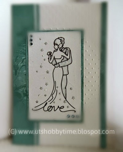 handmade wedding greeting cards
