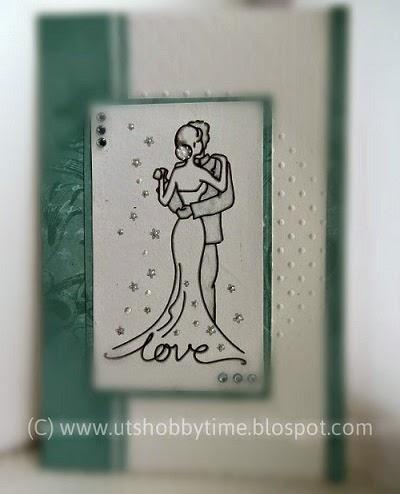 handmade wedding greeting cards