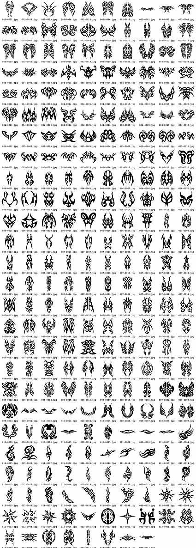 600 lebih gambar tatto terbaru dari koleksi gambar tatto tribal tatto ...