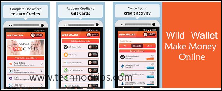 Wild Wallet: Make Money Online