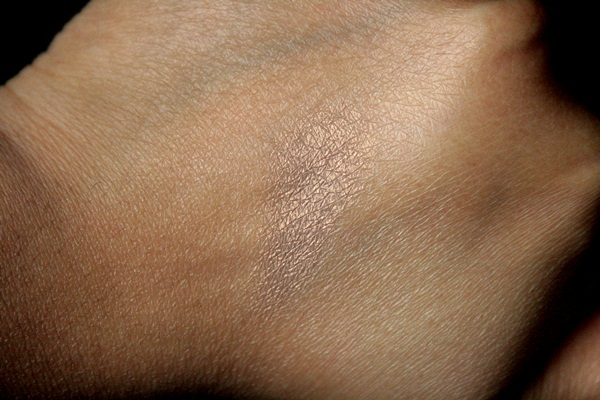 MAC Patina Eye Shadow Swatch