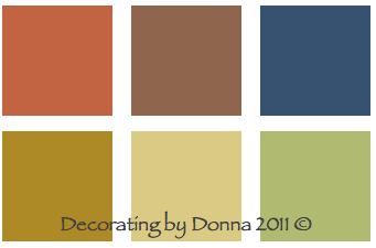 Updating The Colors Of 70s For Your Home