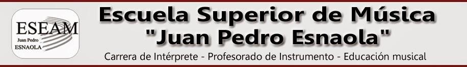 Escuela de Música Juan  Pedro Esnaola
