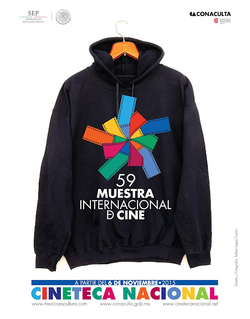 59 Muestra Internacional de Cine en la Cineteca Nacional