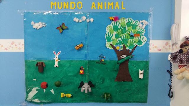 Projeto Mundo Animal Mostra Pedagógica
