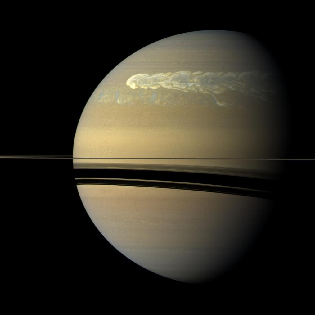 real planet saturn - photo #20