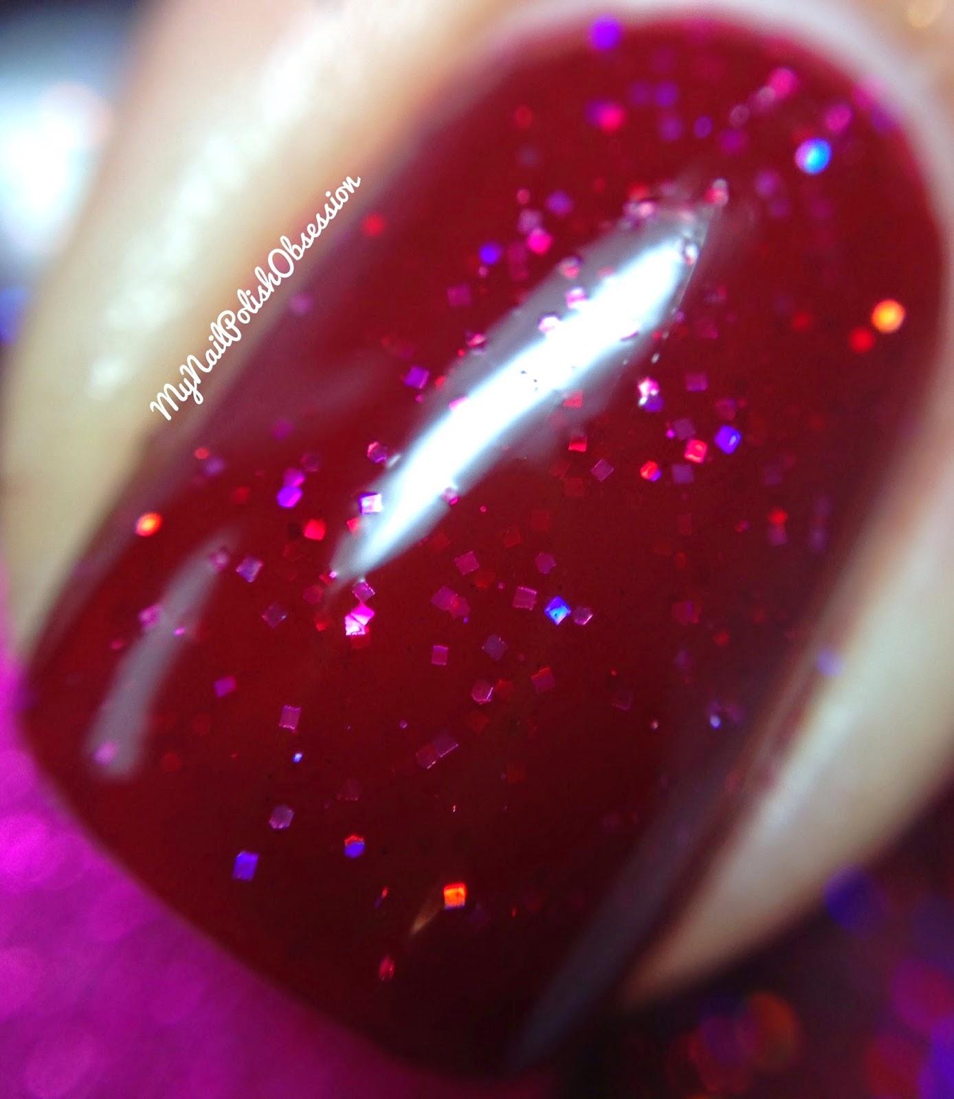 Lumina Lacquer Cranberry