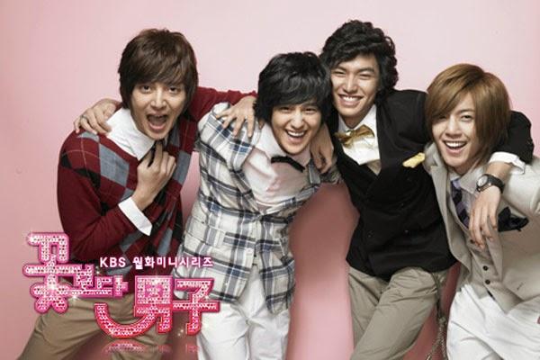Азия - дорамы & k-pop Boys+Over+Flowers+7