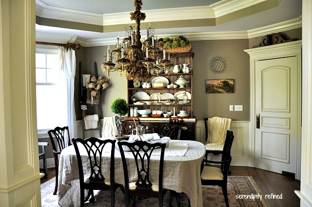 Serendipity Refined Blog Dining Room Make Over Reveal