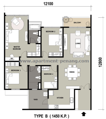 Marinox Sky Villas Apartment Penang Com