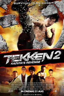 Watch Tekken: Kazuya's Revenge (Tekken: A Man Called X) (2014) movie free online