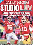 Super Bowl looms