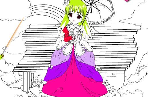 jogo online princesa bonita