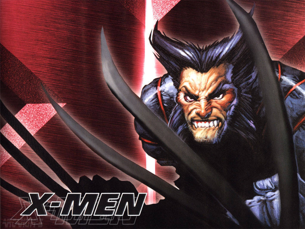 20 Anime Xmen Wolverine Illustrations Wallpapers