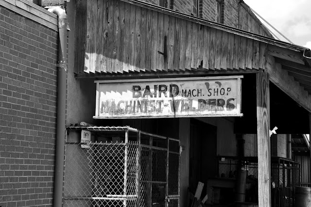 Baird Machine Shop Houston MS Hickory Ridge Studio